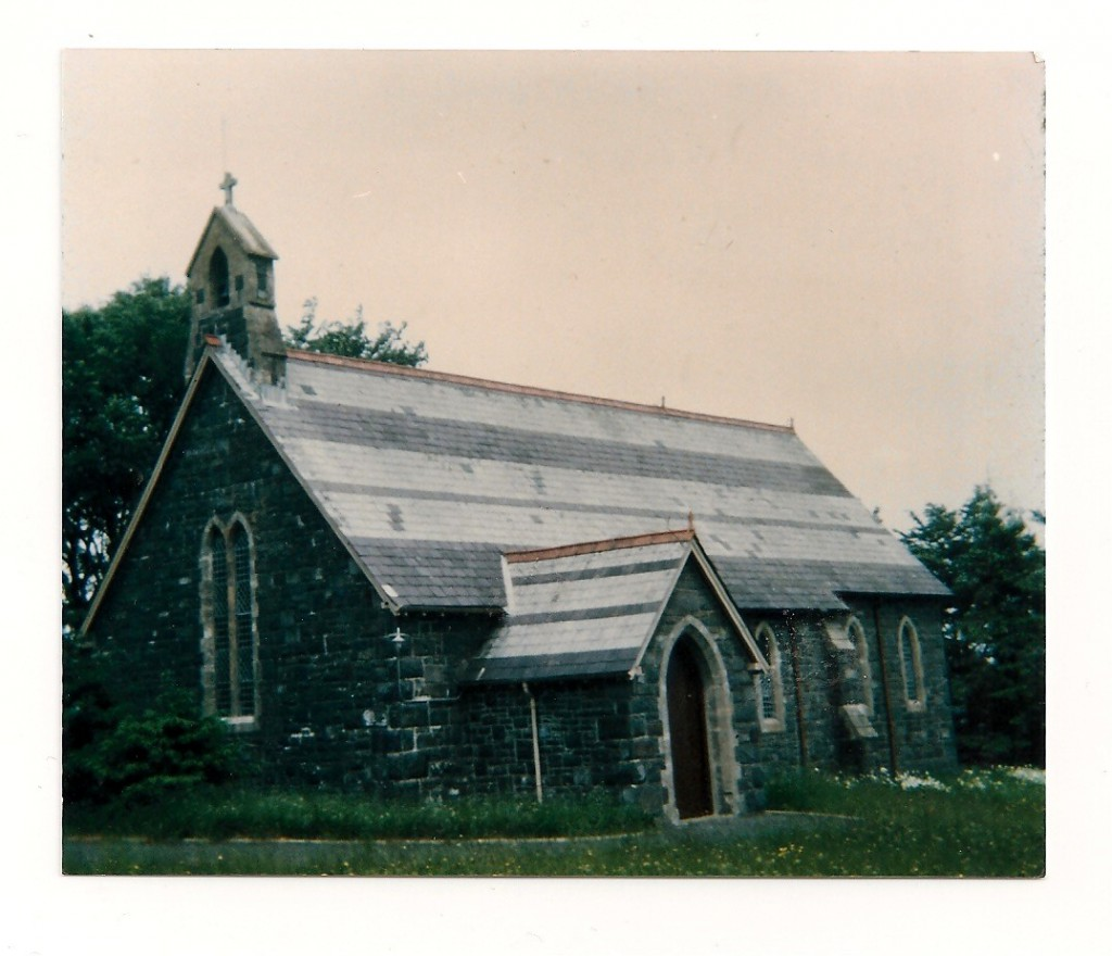 St David's church, Blaenpennal