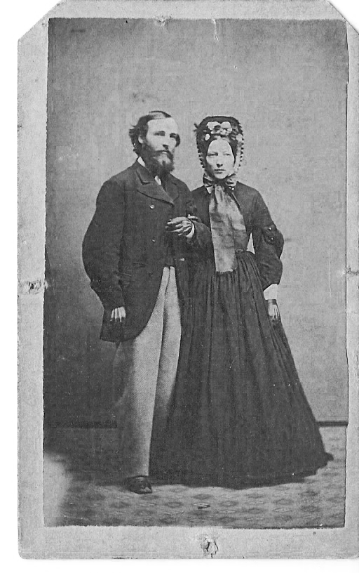 Humphrey Howell & Sarah Rees